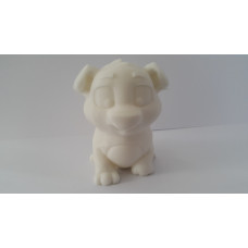 Dog Toy White Color